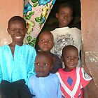 Gambian brothers by elisabeth tainsh