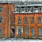 Abandoned Ossining NY Factory by Jaime Martorano