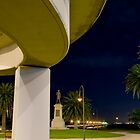 St Kilda Pier a Different View by David  Hibberd