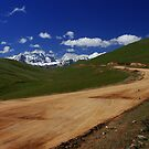 KYRGYZSTAN - Irkeshtam Pass by Brad Spencer