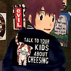 Talk to your kids-Daisuke M by Sikicool
