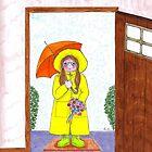 Rainy day friend by harrogate