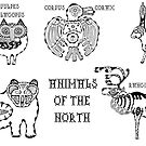 Animals of the North by Wolfmouth
