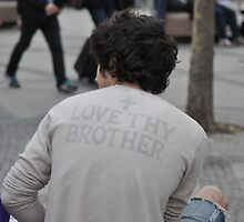 Love Thy Brother by metronomad