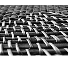 Close Knit Photographic Print