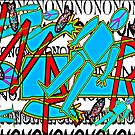 No War by Dick  Iacovello