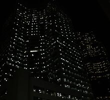 Calgary Highrise by Alyce Taylor