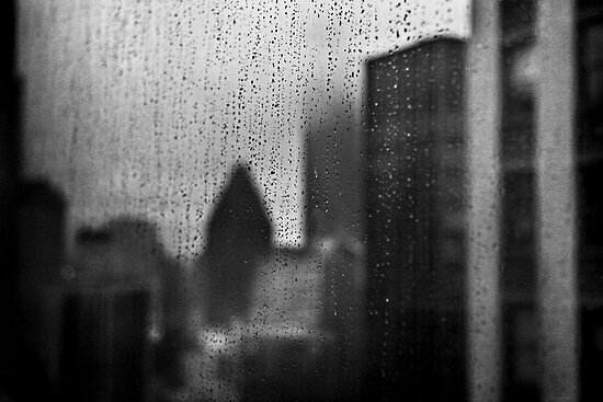 Rainy day by Vincent Riedweg