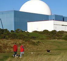 People Friendly Nuclear Power, Sizewell, Suffolk by wiggyofipswich