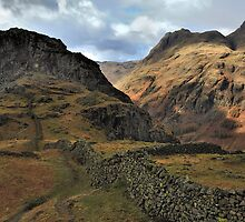 Between Storms on Lingmoor Fell by Blagnys