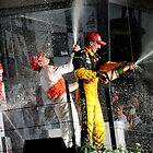 A Podium Finish - Melbourne F1 2010 #2 by Mark Elshout