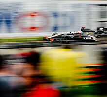 Capturing the Speed - F1 GP - Melbourne 2010 - #2 by Mark Elshout