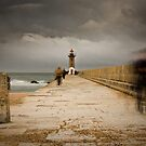 Ghosts by the pier by damien-c