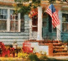 Americana - America the Beautiful by Mike  Savad