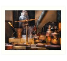 Doctor - The medical profession Art Print