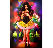 The Girly Girll Photographic Print
