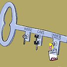keys by Jerel Baker