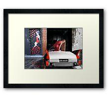 Los Malos  (The Bad) Framed Print