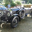 1930&#x27;s Bentley Roadster by Edward Denyer