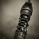 BT tower by Tony Day