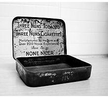 Three Nuns Photographic Print
