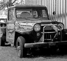 1955 Jeep Pickup by wiscbackroadz