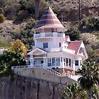 HOUSE ON CATALINA ISLAND,CA by fyre