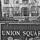 Union Square by Ashley Salazar