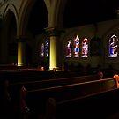 Pillars of Light by Karen E Camilleri