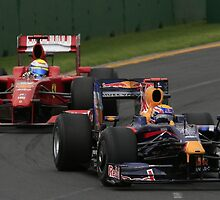 Webber & Massa by ozzo