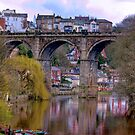 Knaresborough Viaduct #2 by Trevor Kersley