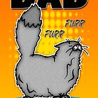 Dad Card Birthday Or Father's Day Cat's Meow by Moonlake