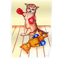 The fat cats always win 315 views Poster