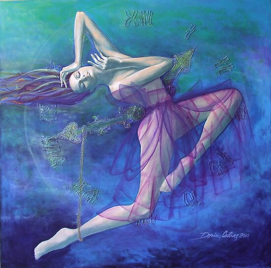 Turn back time... by dorina costras