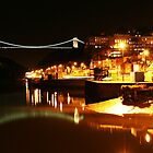 Clifton Suspension Bridge by Samuel  Dodd