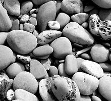 pebbles....  by Piskins72