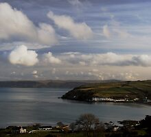 Cushendun Bay by Stephen Maxwell