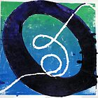 Abstracted O String Print by KBStudios