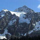 Mt. Shuksan by ZombieEnnui