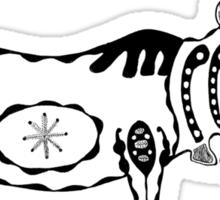Reindeer / Caribou Sticker