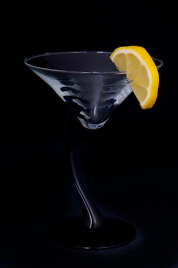 Sweet and Sour Martini by Jeffrey  Sinnock