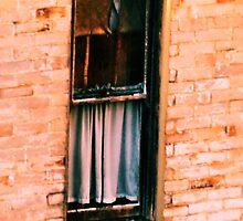 old window by scarlettheartt