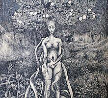 Ingrowth by Marzena Ablewska- Lech