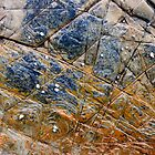 Rock Abstract by Harry Oldmeadow