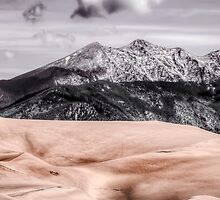 Great Sand Dunes NP, Colorado by pixsellchix1
