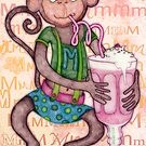 Monkey&#x27;s Milkshake - mmmm! by micklyn