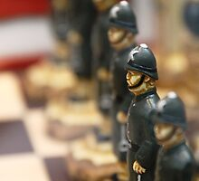 Right- You're Nicked! by Natalie Ord