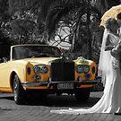 Wedding Car - Hamilton Island by Jason Fewins