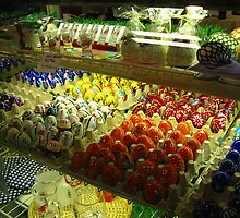 Easter Fare At The Broadway Market, Buffalo, NY, USA by artwhiz47