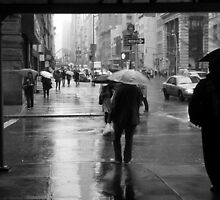 Rainy Day in New York by ShellyKay